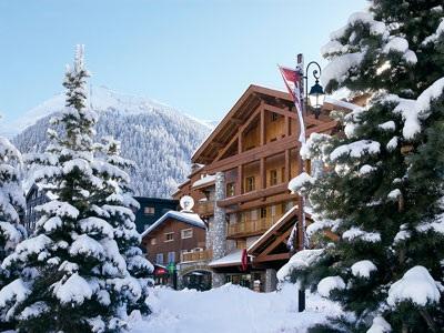 Aspen Lodge Sequoia Suite 6