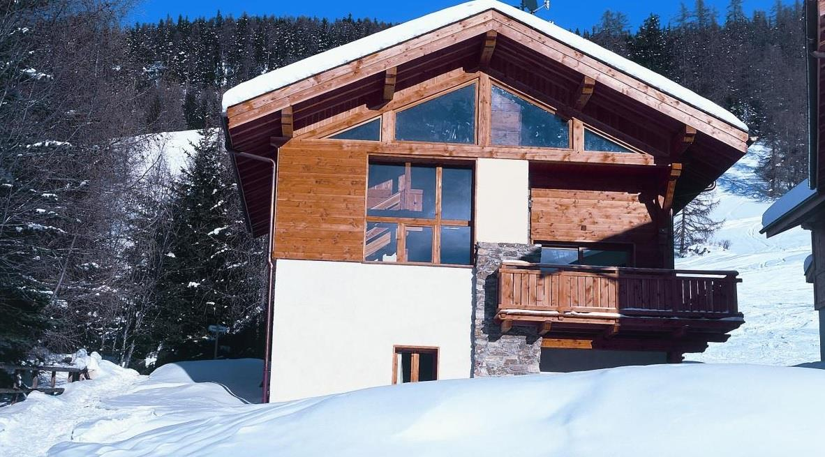 blanchot les arcs ski resort catered ski chalets