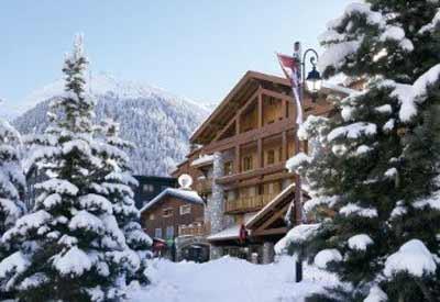 Aspen Lodge Penthouse Suite 10