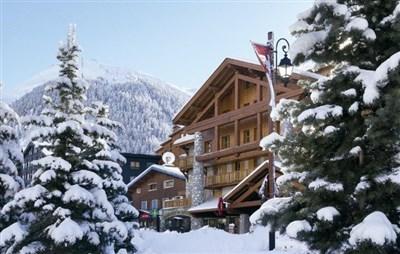 Aspen Lodge Mulberry Suite 8