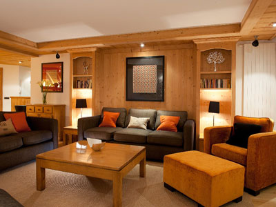 Aspen Lodge Redwood Suite 8