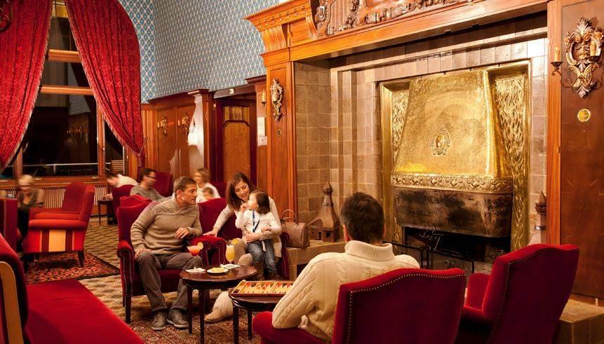 Chalet Hotel Club Med Villars sur Ollon