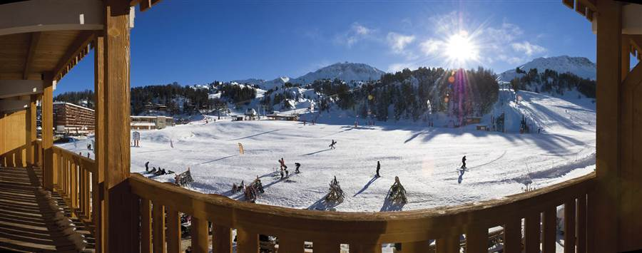Chalet Summit View Lucerne Suite