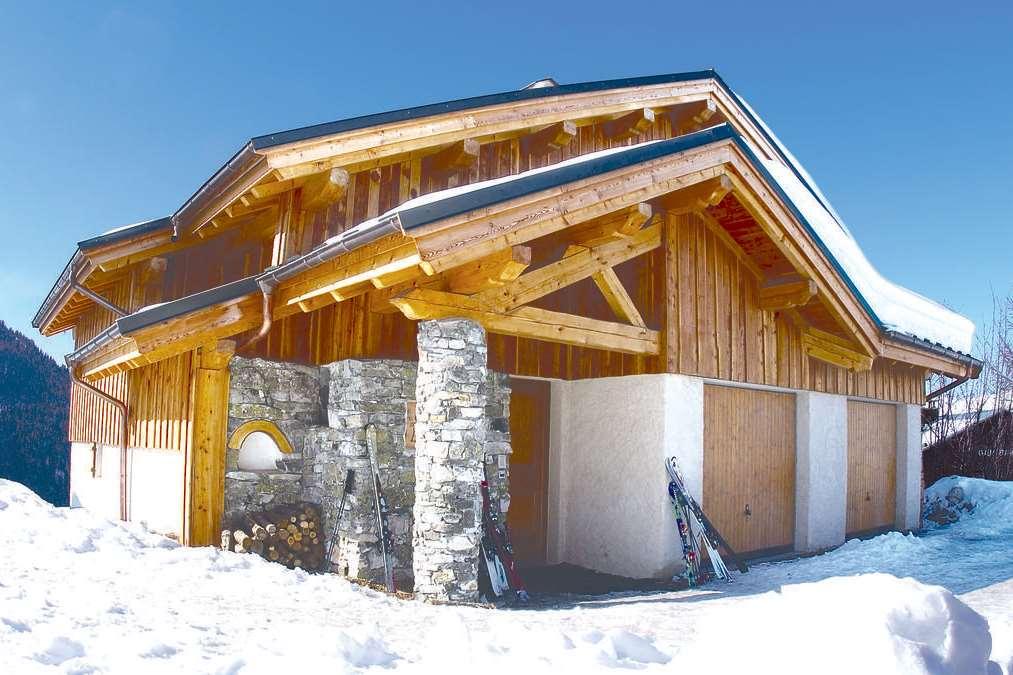 bayona les arcs ski resort catered ski chalets