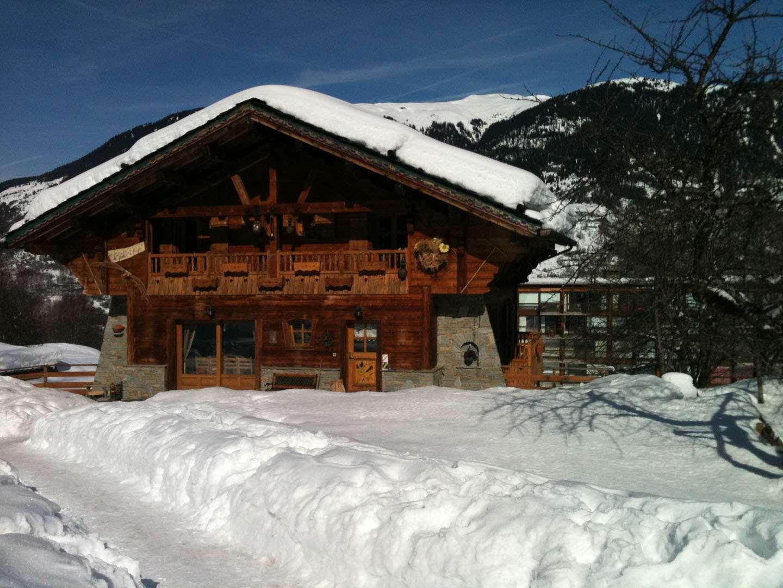 Jardin d angele courchevel ski resort catered ski chalets - Chalet jardin d angele ...