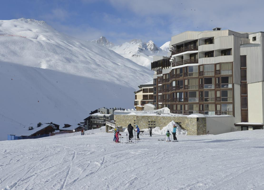 Chalet Hotel Club Med Tignes Val Claret