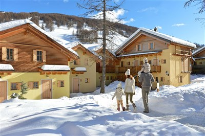 Club Med Pragelato via Lattea