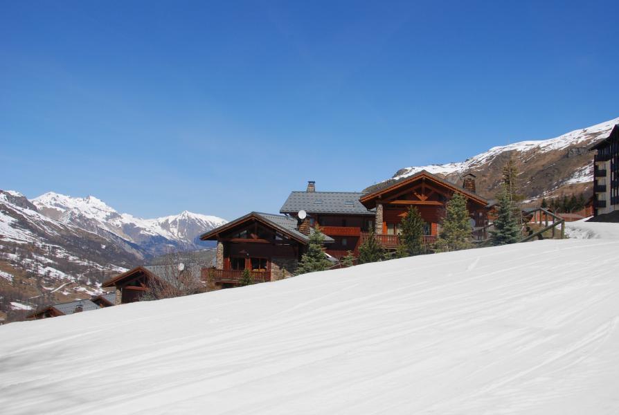 les menuires ski resort catered ski chalets