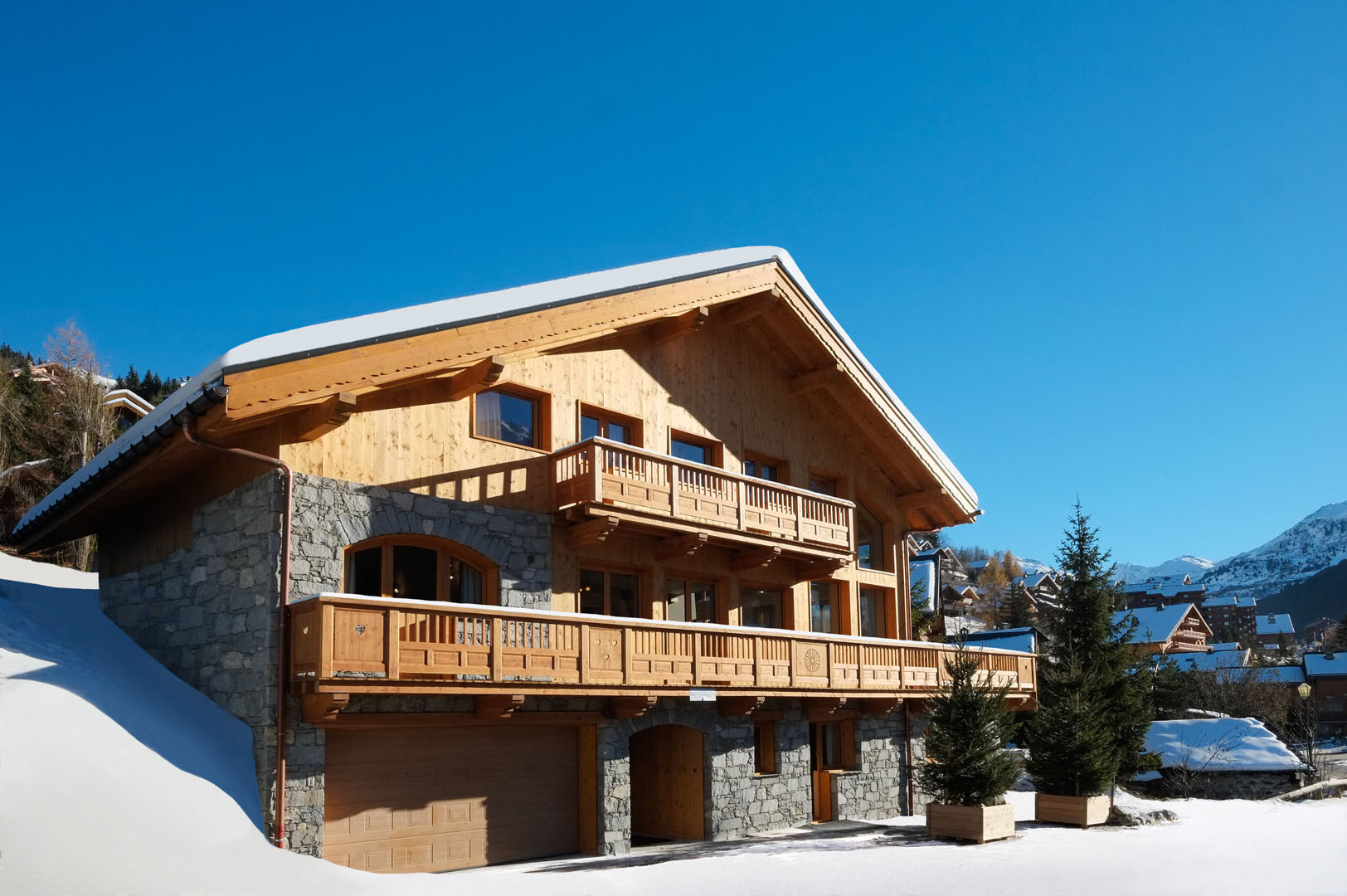Bellacima Lodge
