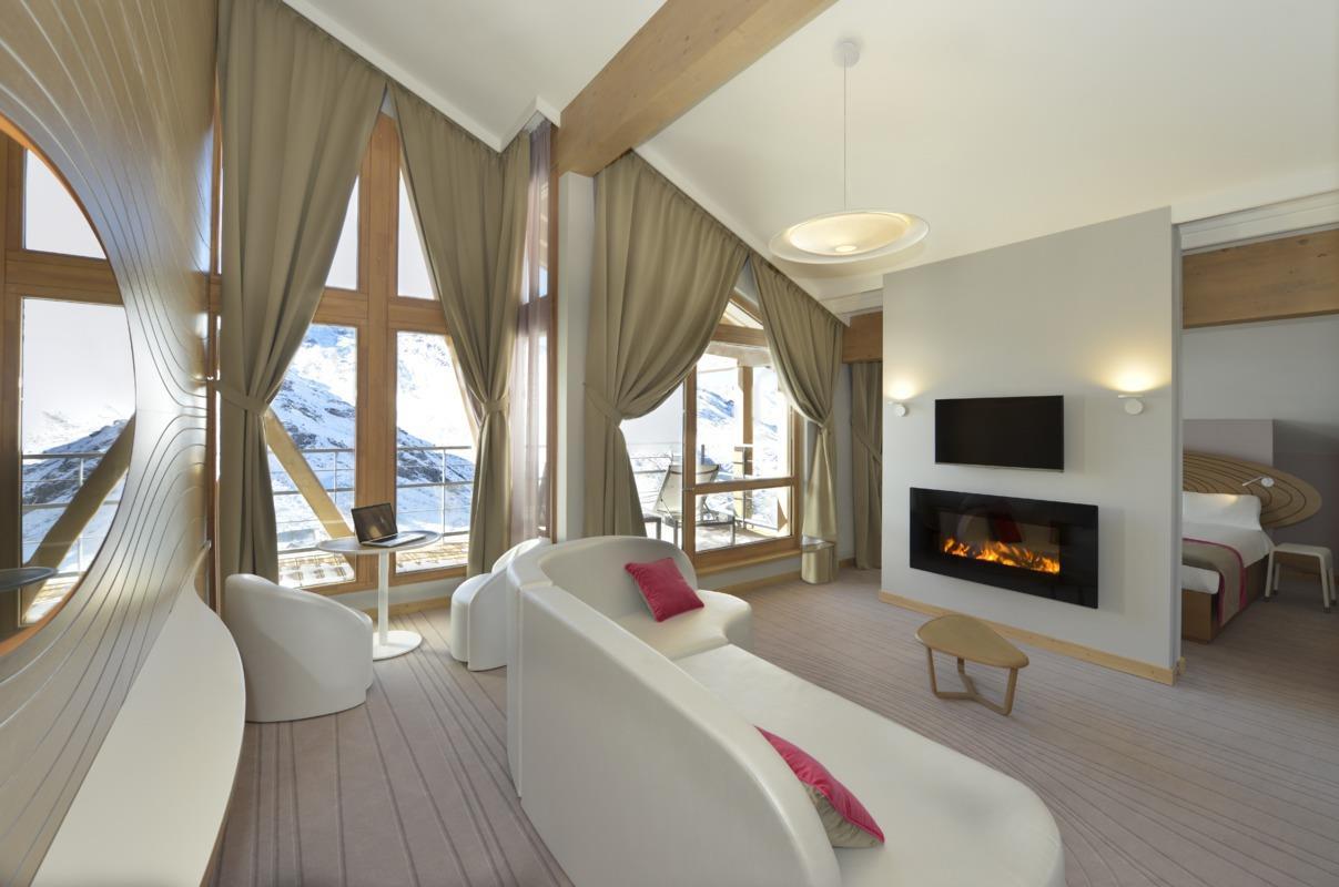 Chalet Hotel Club Med Val Thorens Sensations