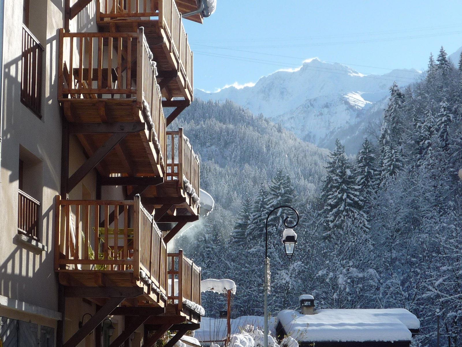 Mountain Maison