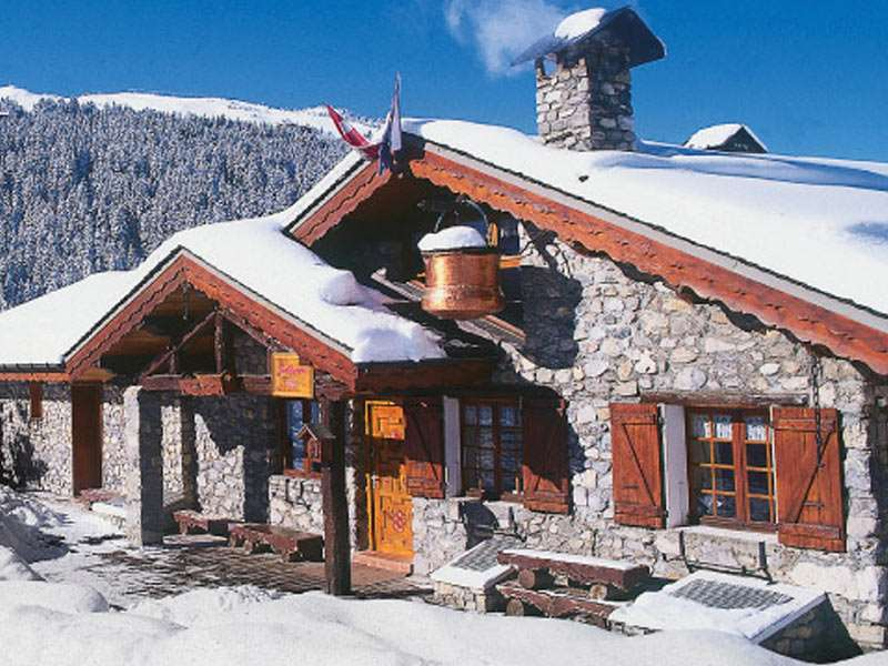 Ski holidays courchevel chalets in courchevel catered ski chalets - Chalet jardin d angele ...