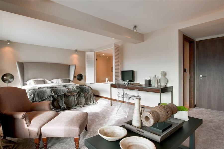 No 14 Verbier - Bedroom
