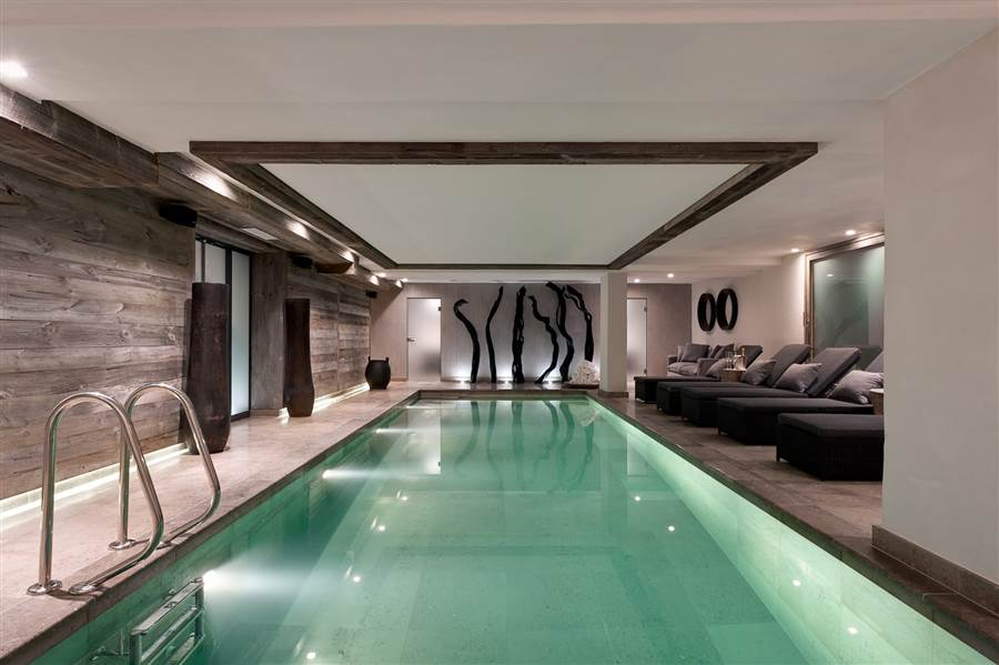 No 14 Verbier - Swimming Pool