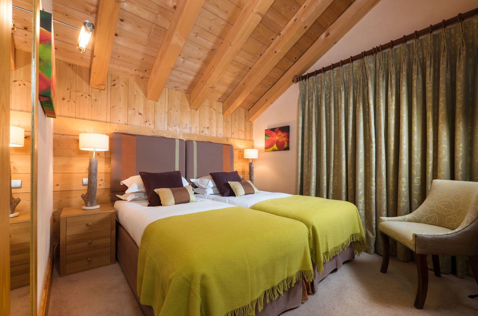 Taiga Lodge - Bedroom