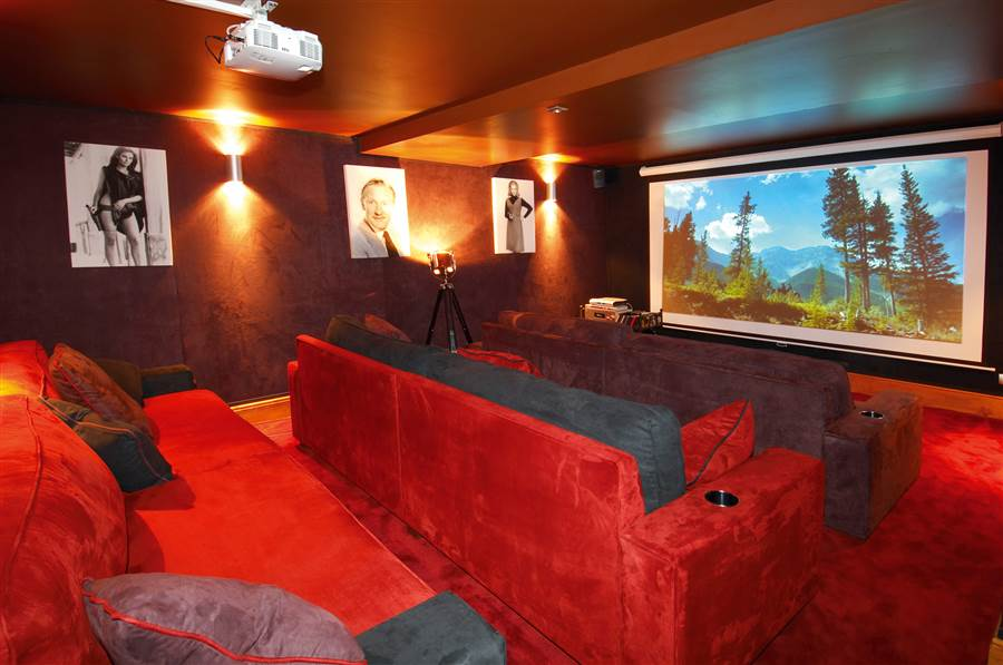 Taiga Lodge - Cinema