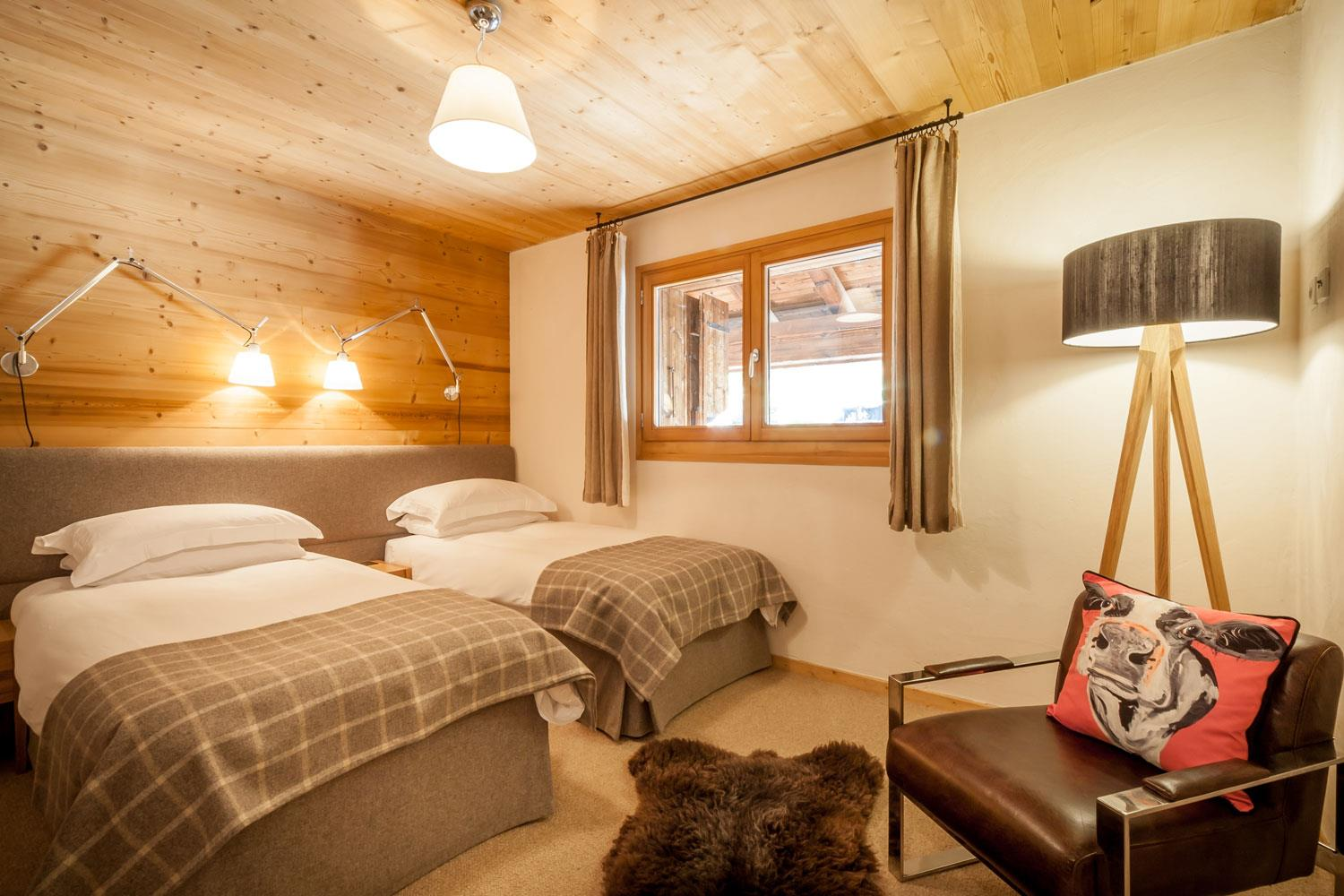 La Ferme D Elise - Bedroom - Twin