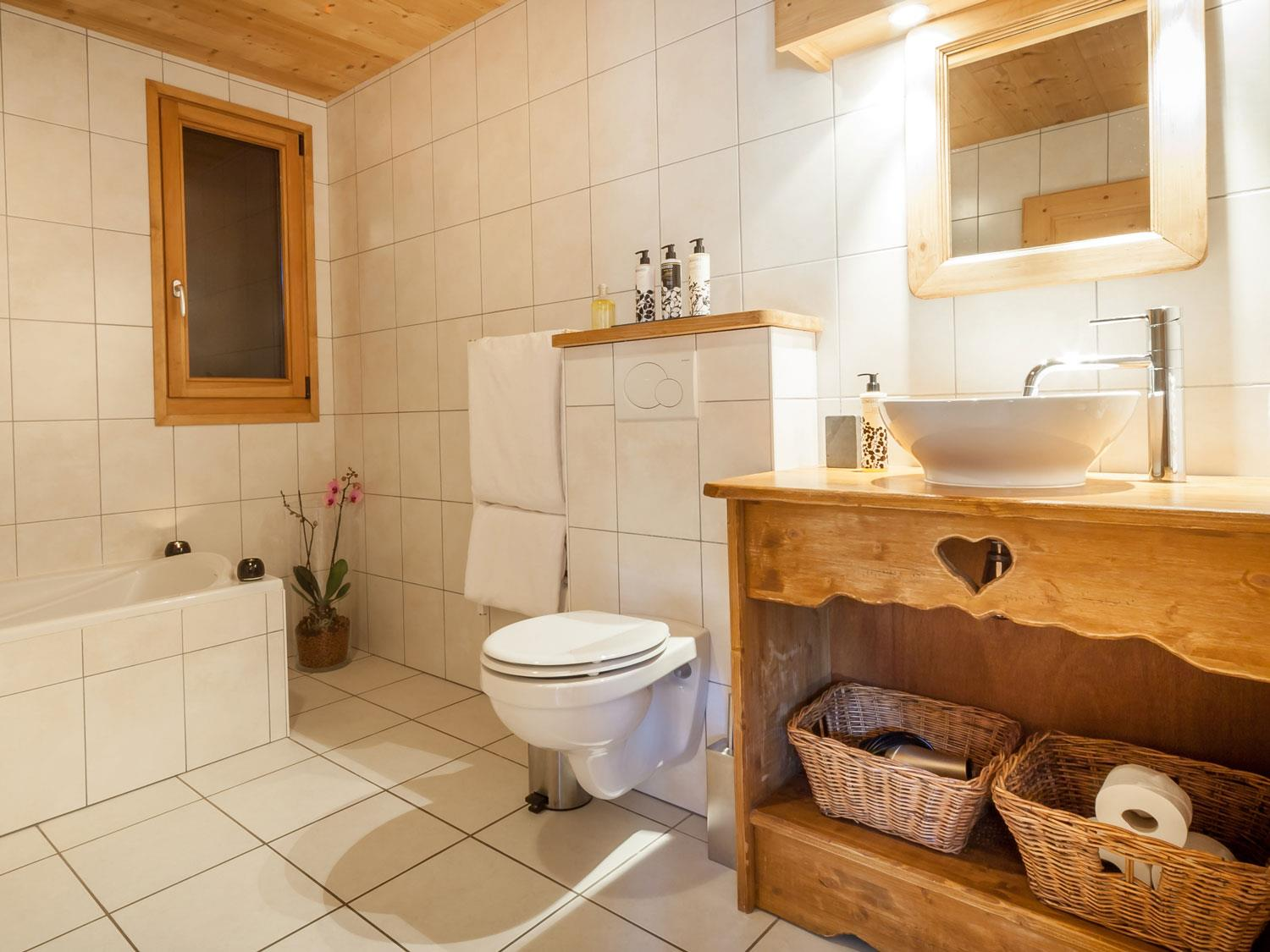La Ferme D Elise - Bathroom/WC