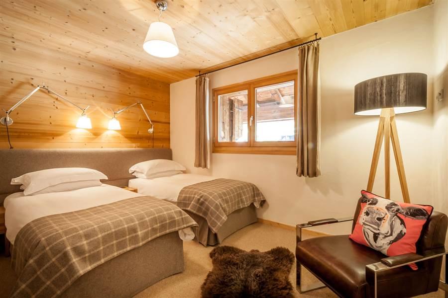 La Ferme D Elise - Bedroom - Twin