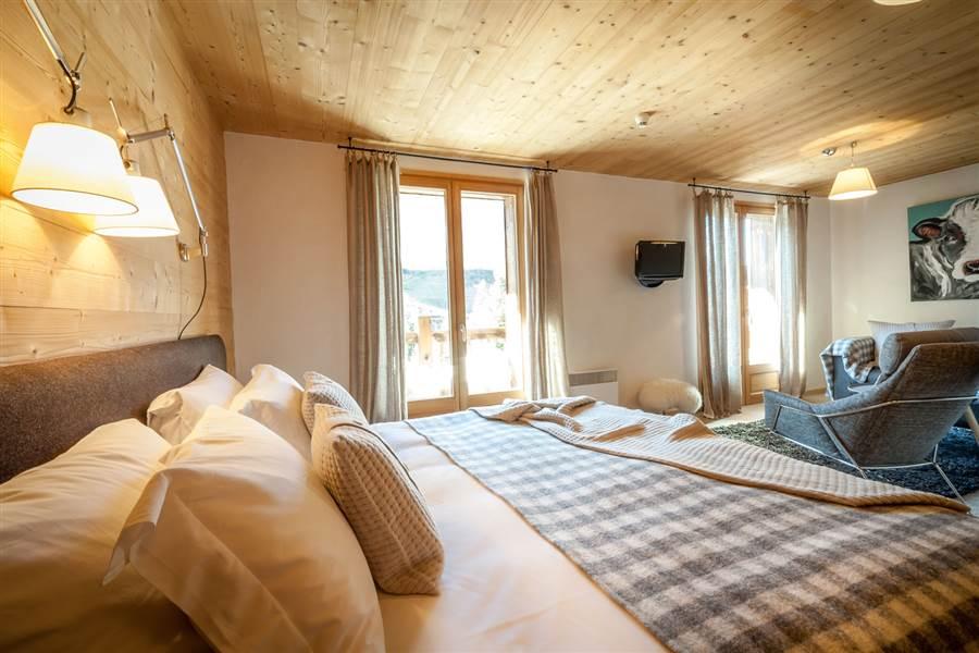La Ferme D Elise - Bedroom