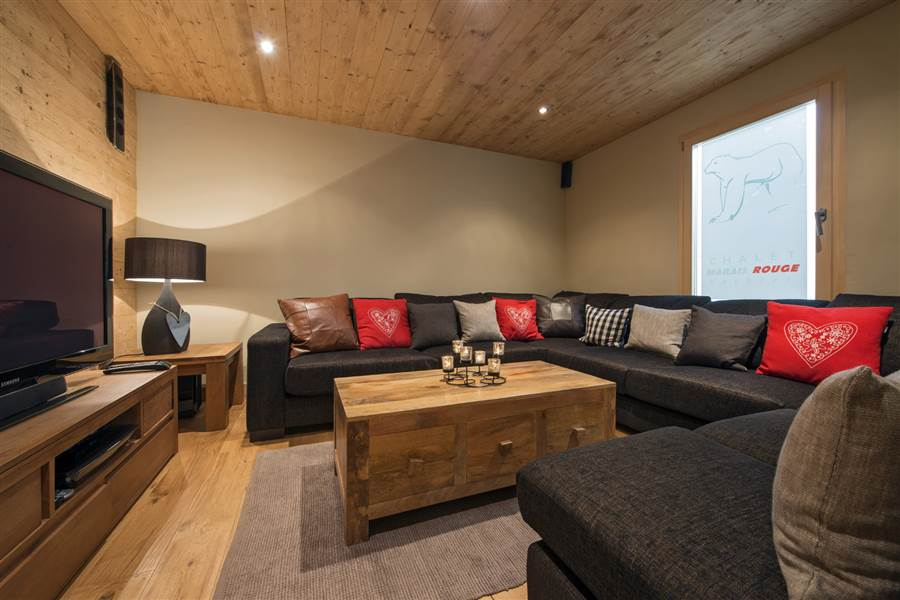 Marais Rouge - Lounge