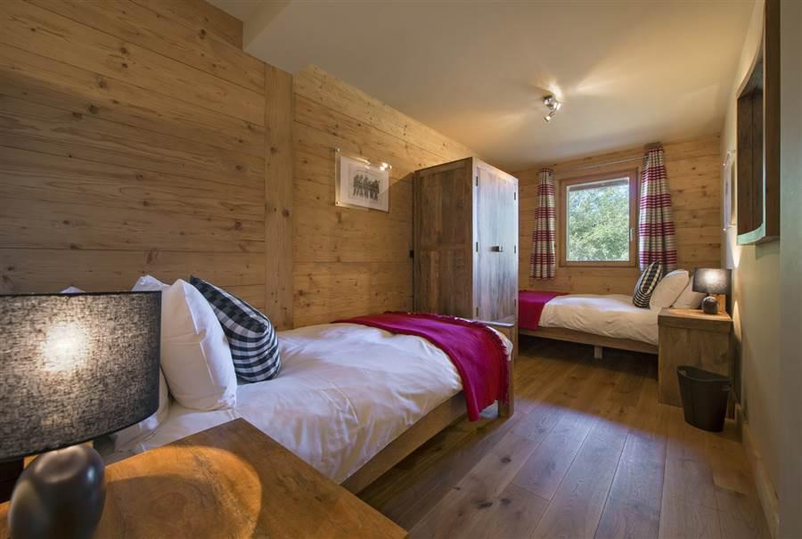 Marais Rouge - Bedroom