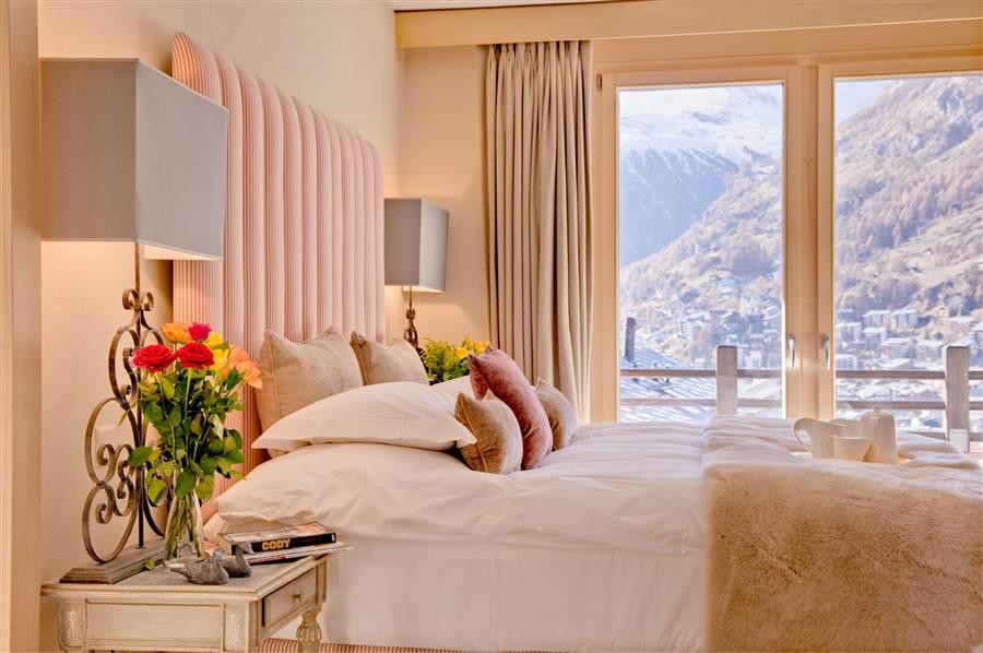 Grace - Bedroom