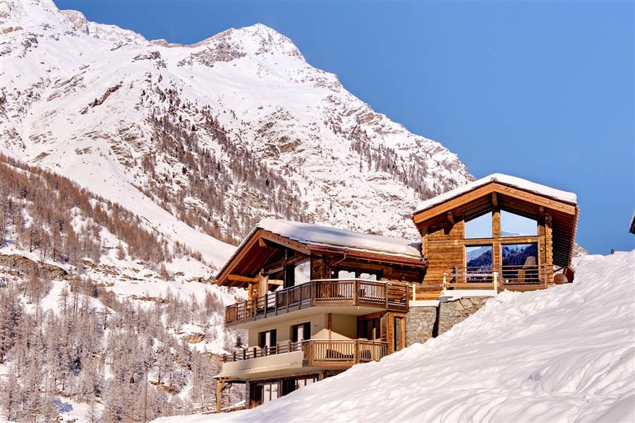 Grace - View of Chalet
