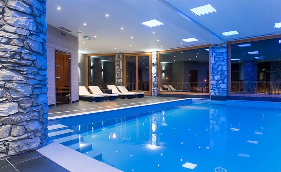 Club Bellevarde - Swimming Pool