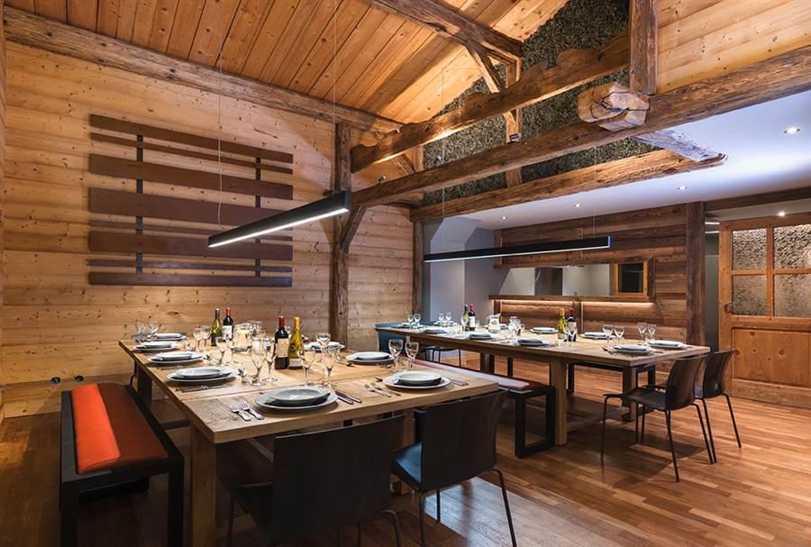Club Bellevarde - Dining Area