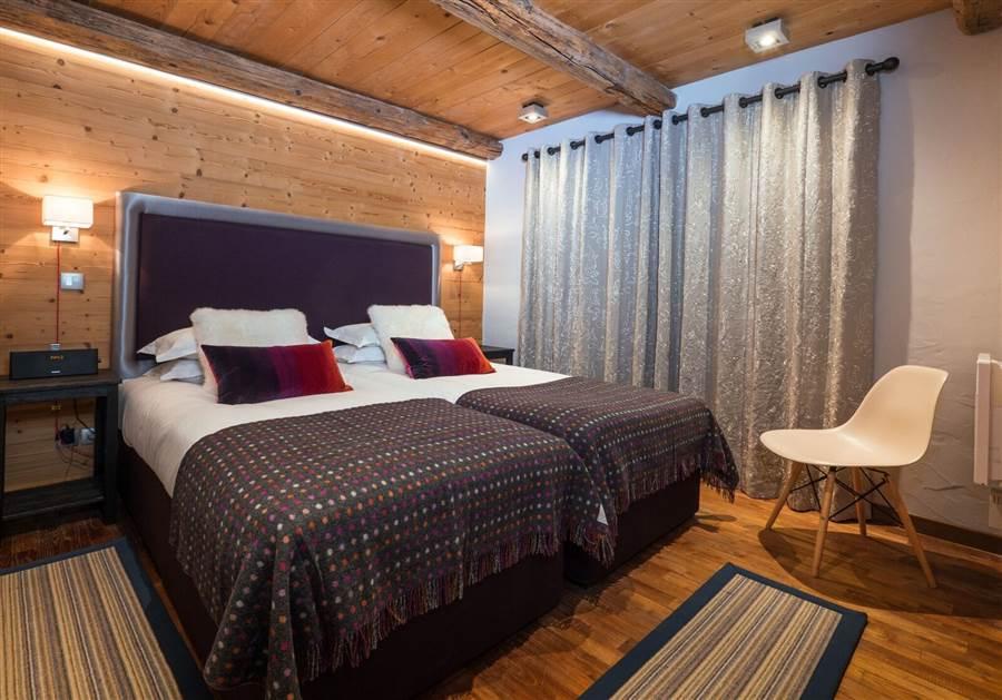 Club Bellevarde - Bedroom