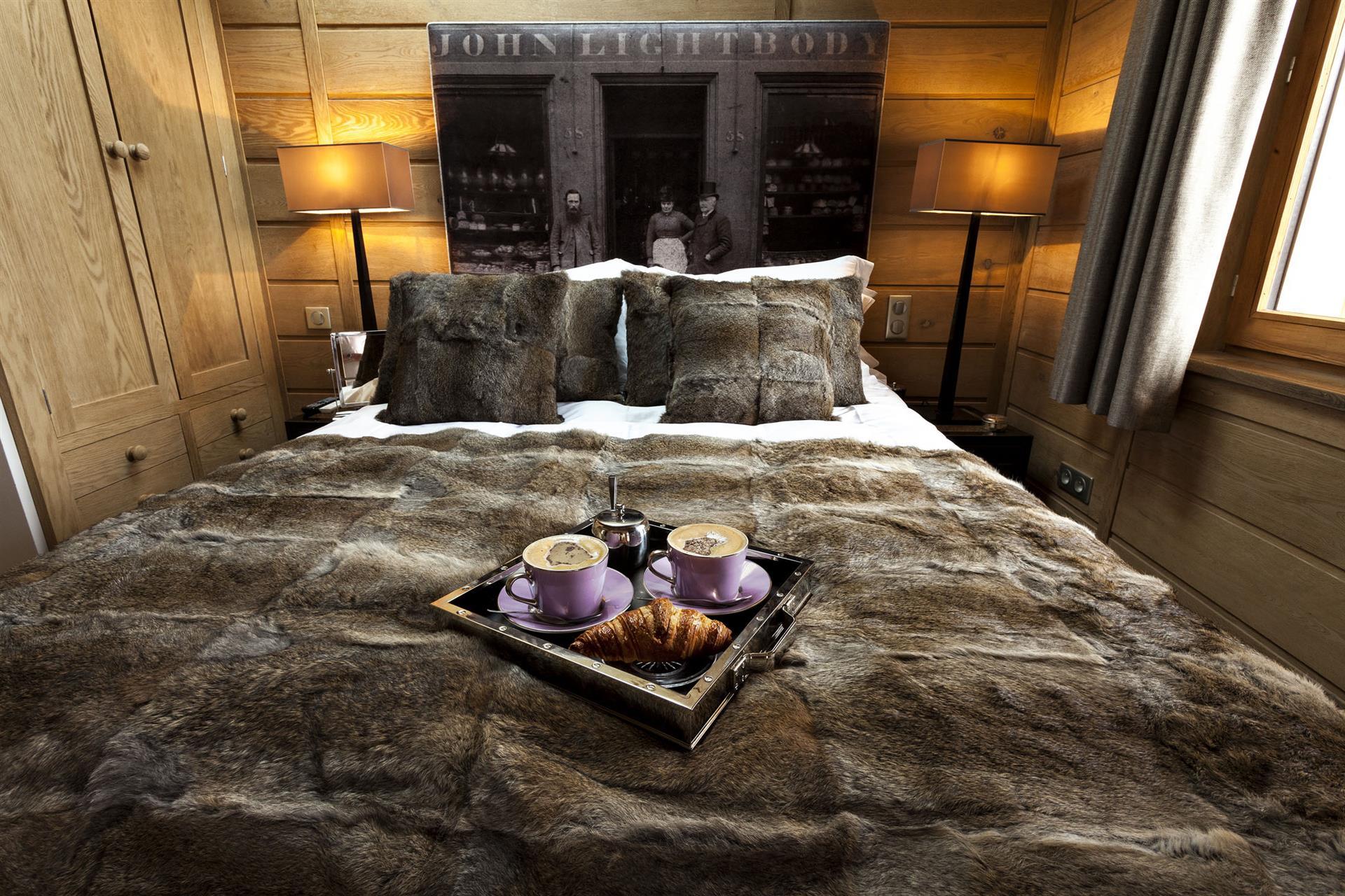 Grande Corniche - Bedroom