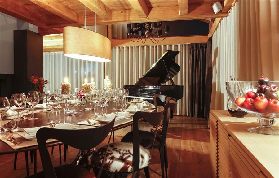 Grande Corniche - Dining Area