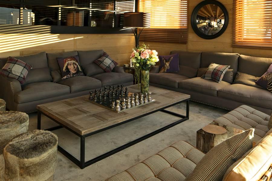 Grande Corniche - Living Area