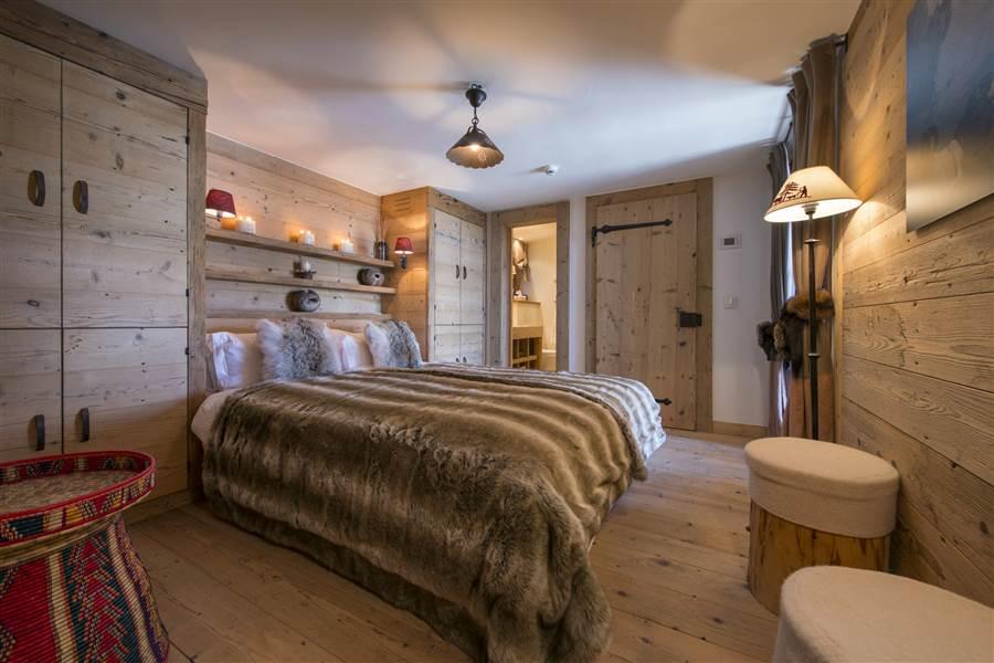Nyumba 1 - Bedroom