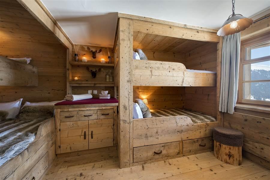 Nyumba 1 - Bedroom - Bunk/s