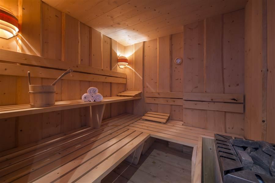 Nyumba 1 - Sauna