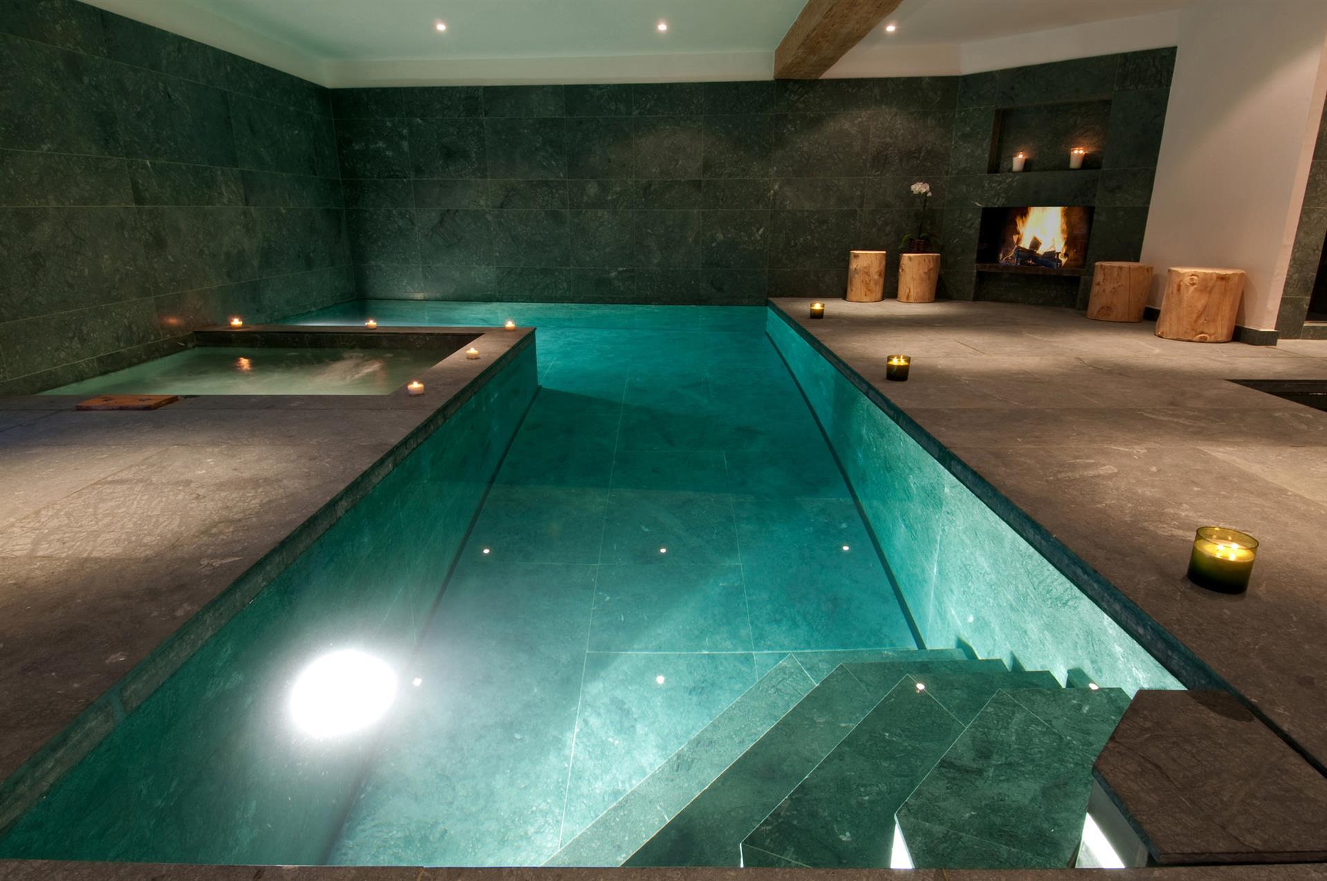 Nyumba 1 - Swimming Pool