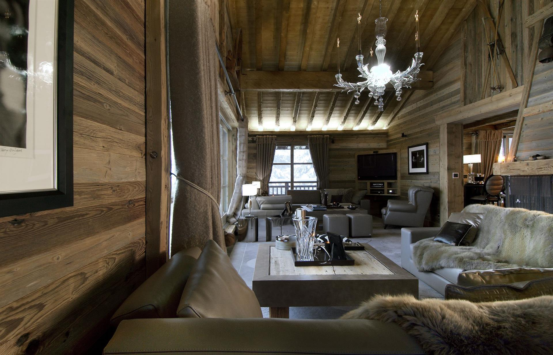 Grande Roche - Living Area