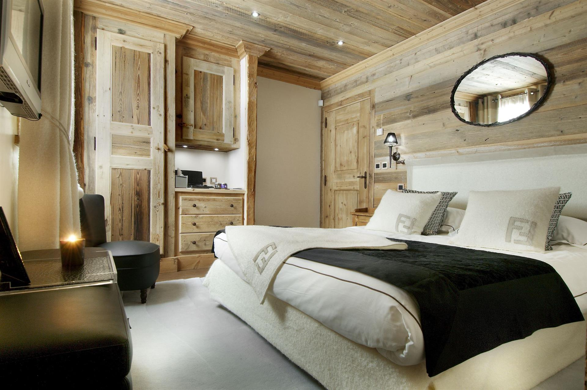 Grande Roche - Bedroom - Double