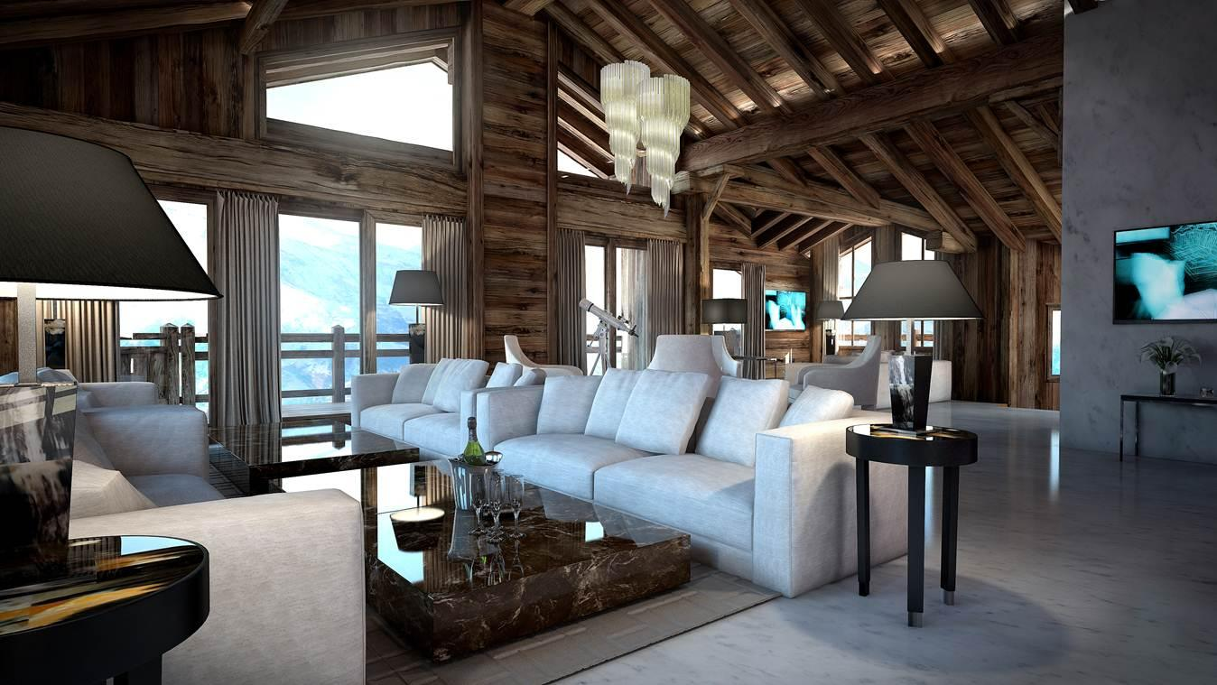 Tahoe - Living Area