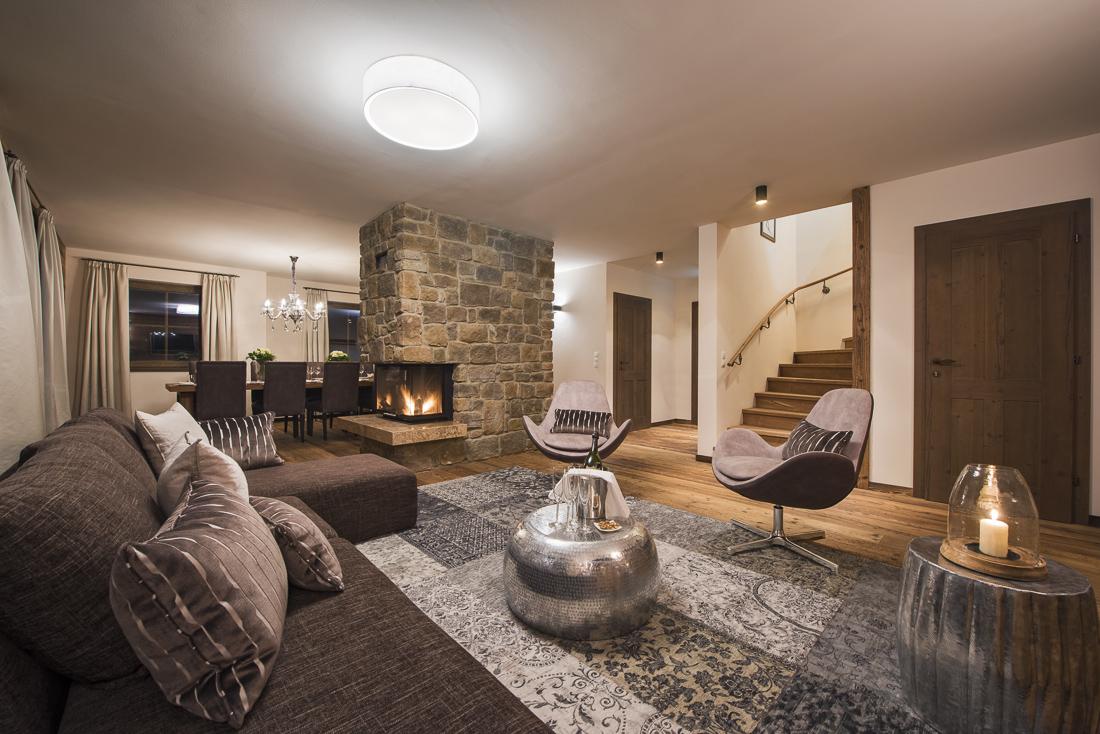 Eden Rock - Living Area