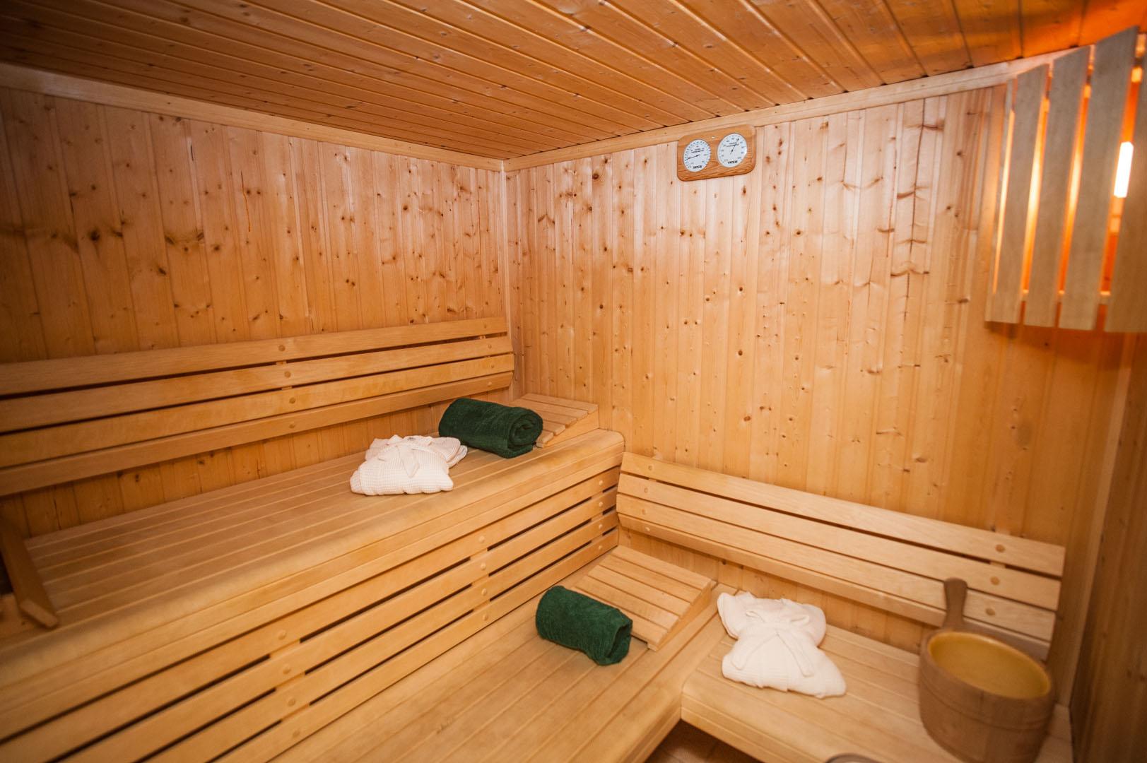 Septieme Ciel - Sauna