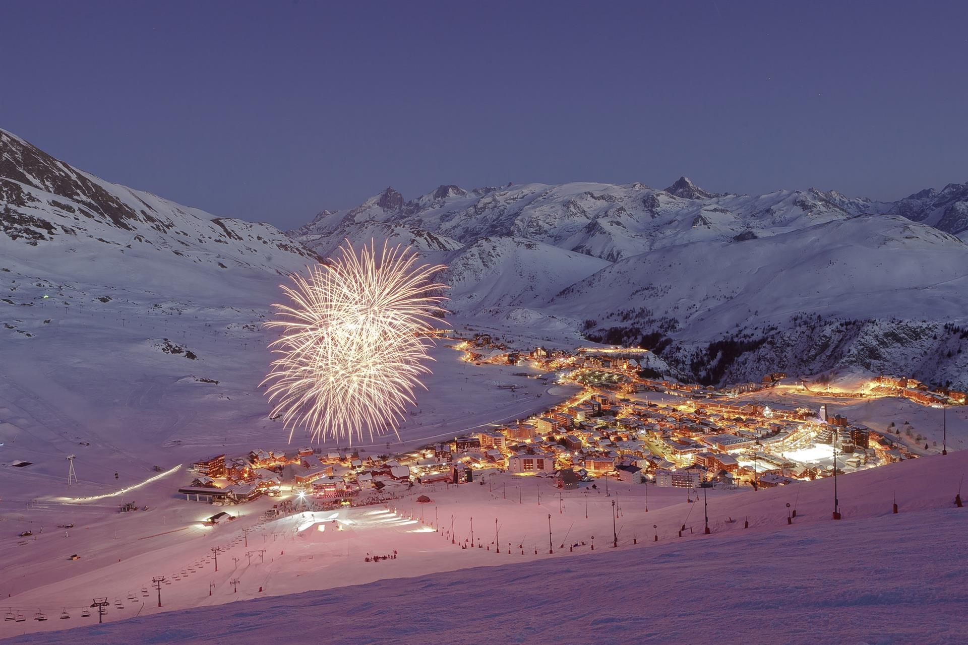 Resort Alpe d'Huez