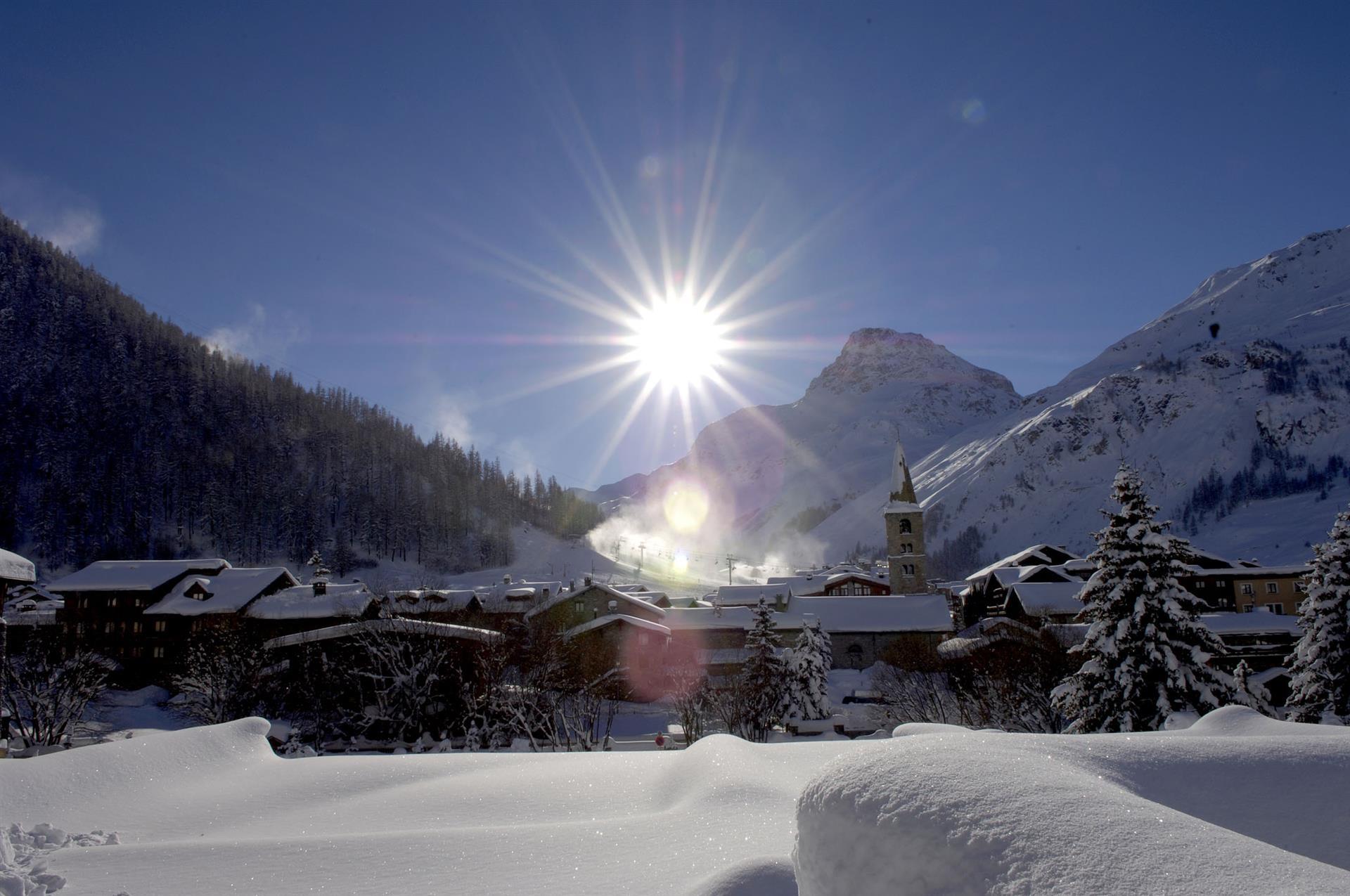 Resort Val d'Isere