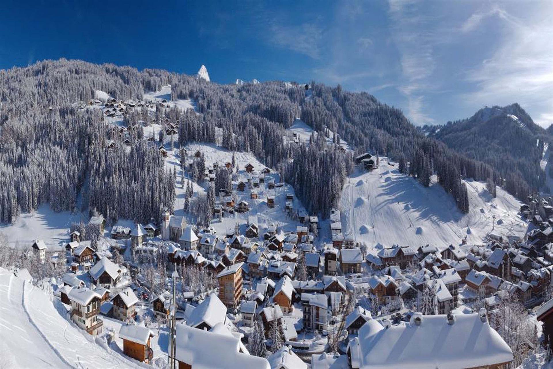ski holidays les gets chalets in les gets catered ski chalets