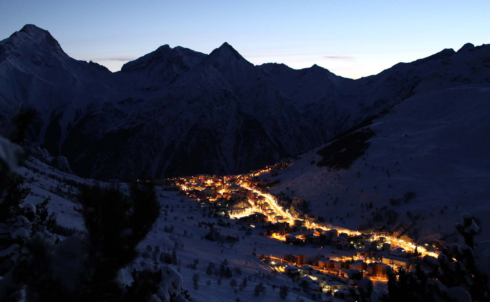Resort Les Deux Alpes