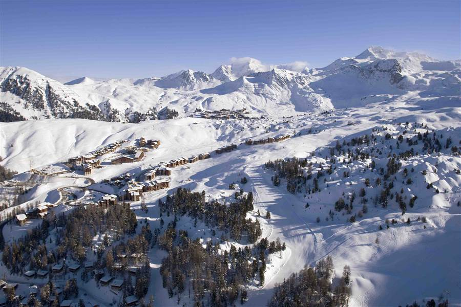 Resort La Plagne