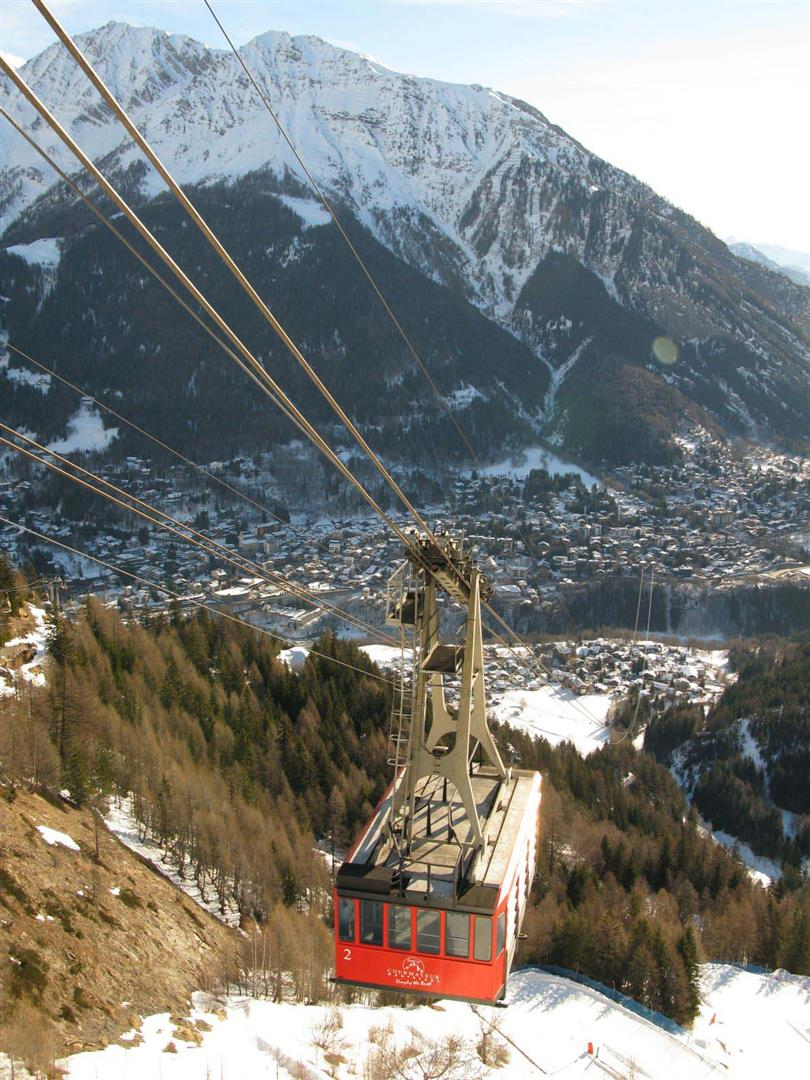 Resort Courmayeur