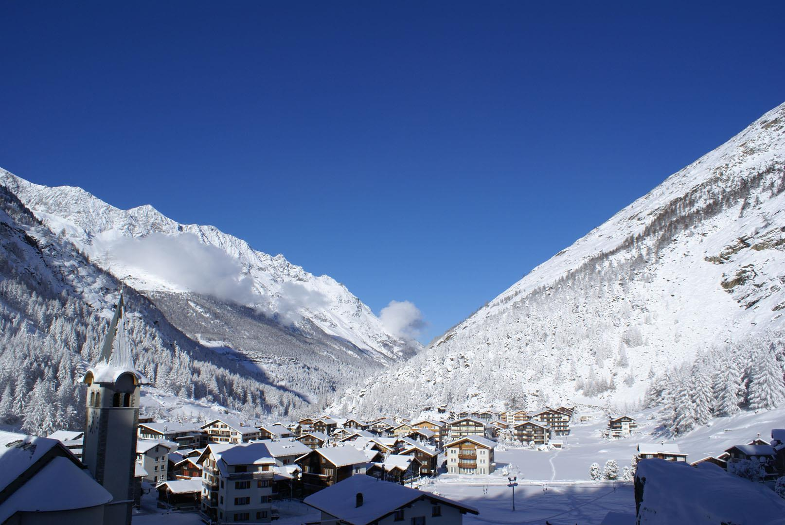Resort Saas Fee